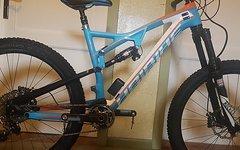 "Haibike Heet 7.30 Carbon Enduro Rh 47cm 27,5"""