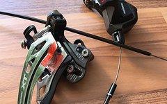Shimano XT Umwerfer 2x11, FD-M8020-E, e-type/S3