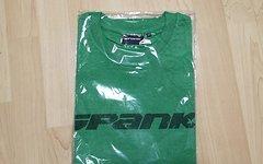 Spank T-Shirt Logo-Print