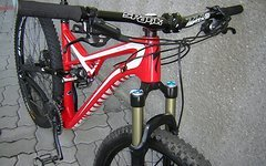 Specialized Camber Comp Carbon 29 (2015)