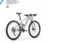 Mondraker Factor R 29er, Gr. M, White - Black, UVP 3180,- €