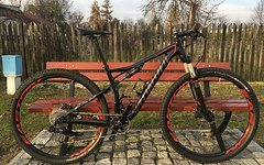 Specialized Epic FSR Comp 2014 Gr.M Brain Reba 1x10