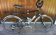 Rose Bikes Herren Trekkingrad vollgefedert sehr guter Zustand