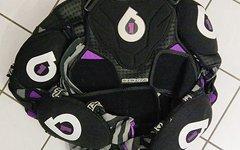 661 SixSixOne Evo Pressure Suit Protektorenjacke XL