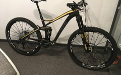 Radon Slide Carbon 650B 160