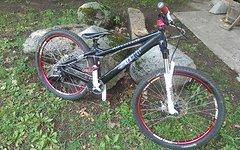 Rotwild 4x / Dirtbike