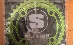 Sixpack Chainsaw Kettenblatt 38z Grün