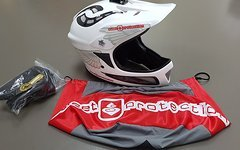 Sweet Protection Fixer Carbon Fullface MIPS M/L