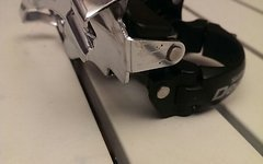 Shimano Deore Umwerfer 2/3-Fach Top Swing Dual Pull