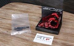 Azonic Club Stem 31,8mm Direct Mount Rot
