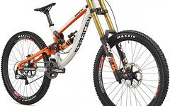 "Saracen Myst Team Downhill 27,5"" Bike"