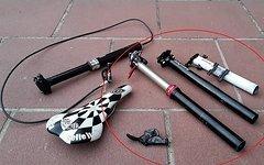 Kind Shock 31,6mm 150mm Sattelstütze