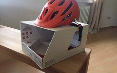 Bontrager Rally Enduro-/AM-Helm, Größe M, neuwertig