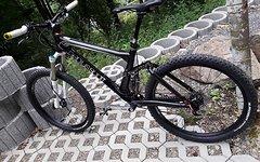 Scott genius 20 Gr. L Carbon Rahmen Neu aufgebaut Reverb