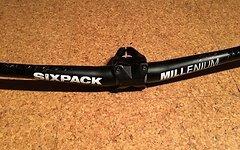 Sixpack Millenium Lenker Vorbau Set