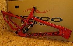 Norco SIGHT CARBON C 7.3 Rahmenkit 2015