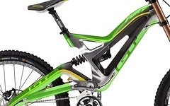 Easy Wrapped Bike-Protection-Shield, Steinschlag- /Lackschutzfolie; Lackschutz, Folie