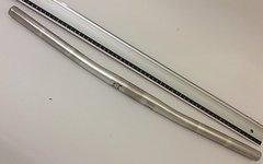 Alpinestars Lenker gerade 580mm 25.4mm Straightbar silber retro Kult