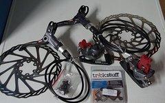 Avid Elixir CR Mag inkl. Scheiben VR/HR 203/185mm + Zubehör
