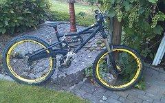 Cannondale Judge Downhill/ Freeride Bike...Winterschnäppchen!