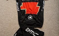 BMC Trikotset Größe M