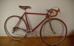 Vintage Sancineto italienisches Rennvelo mit Dura Ace 7200 EX