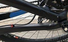 Trek Fuel EX Rahmen Alloy 18,5 Fox