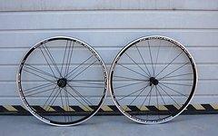 Campagnolo Scirocco CX - Cyclocross Rennrad Laufradsatz - LRS - Campagnolo 11 Freilauf - VR+HR - NEU