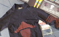X-Bionic Energizer MK2 Underwear Shirt Long Sleeve Turtle Neck Gr.S/M