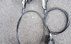 Shimano XT Bremsenset inkl. 2 neue Bremsbeläge und Entlüftung