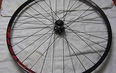 Specialized 29 Vorderrad für Gabel mit Schnellspanner (Thru Bolt)