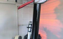 Kind Shock Dropzone Vario-Sattelstütze 30.9 mm 125 mm Top Zustand!