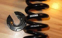 Rock Shox Feder Vivid / Kage 550 x 3.50 / 267mm EBL