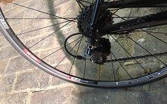 Rose Rennrad Pro Größe 57 Shimano Ultegra Carbon Teile