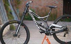 Devinci Wilson Carbon 2016 M_Komplettbike oder Rahmen
