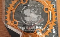 Sixpack Chainsaw Kettenblatt 36z Nugget Gold / Orange