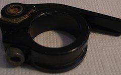 Chromag QR Sattelklemme / QR Seat Clamp black 30mm