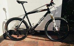 Biketech MTB 26`` BikeTech BT1160 Teamrahmen Carbon