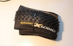 Continental X-King ProTection Blackchili 26x2.2