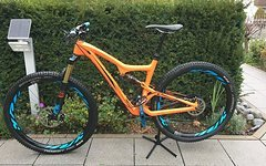 "Ibis Cycles Ripley LS 29"" in Orange Size L Custome Build"