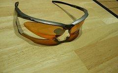 Alpina Brille mit Wechselgläser