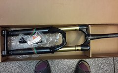 Fox  Racing Shox Fox 36 Float Fit RC2 2017 Limited Edition