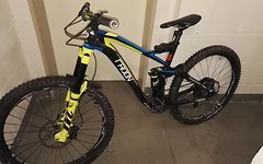 Radon Slide Carbon 160  Team Replika Medium