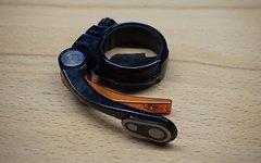 Crankbrothers Cobalt Sattelklemme 30,9 schwarz/orange