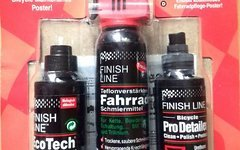 FINISH LINE Starter Kit 3fach