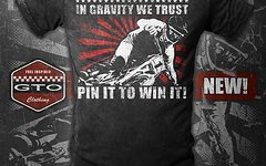 "In Gravity We Trust ""Pin It To Win It"" 