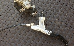 Formula Oro K24 Bremse