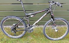 "Wheeler Falcon LTD 26"" Carbon MTB Fully, Shimano XTR, Ritchey WCS, DT Swiss"