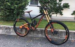 Scott Neu Scott Gambler 710 Downhill Bike