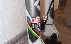 Rock Shox SID World Cup 26 100mm Dual Air QR 15